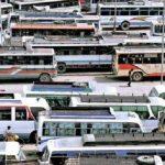 यात्रु नपाउँदा सवारीसाधन बसपार्कमै