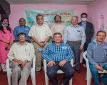 राजोपाध्याय समाजले पायो कलाकार संजय शर्मा राजोपाध्यायको नेतृत्व